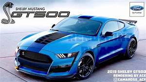 2019 Shelby GT500: IT'S FINALLY HERE! (New Video & Everything We Know) - YouTube