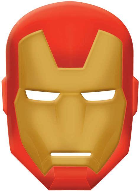 iron mask template assemble iron mask birthdayexpress