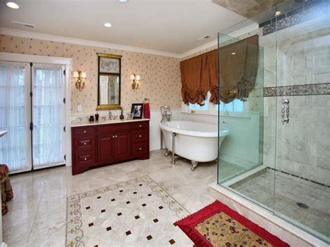 master bathroom decorating ideas bloombety great master bathroom decorating ideas master