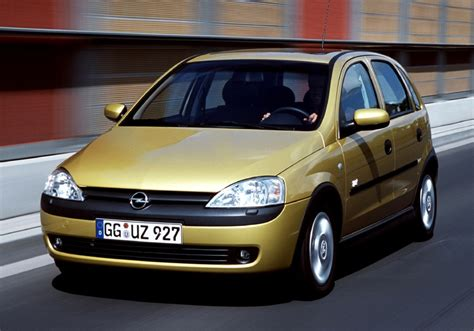 Opel Corsa Specs by Opel Corsa 5 Doors Specs Photos 2000 2001 2002 2003