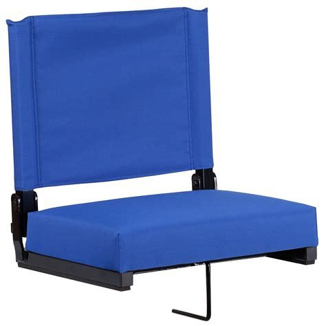 best stadium chair for bleachers cushioned bleacher seats with backs decor ideasdecor ideas