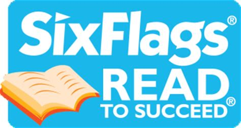Image result for six flags read to succeed clipart