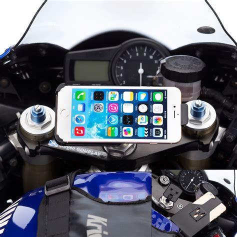 iphone motorcycle mount motorcycle bike fork stem mount dedicated holder for