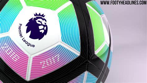Nike Premier League 2016-2017 Fußball veröffentlicht - Nur ...
