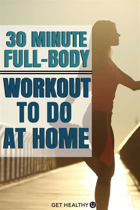 30 Minute At Home Workout by A 30 Minute Workout To Do At Home At Home Workouts