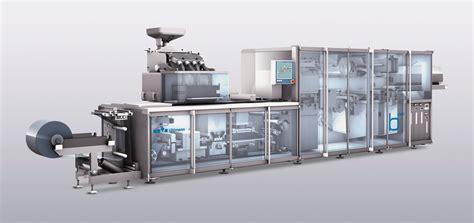 uhlmann introduces  blister machine