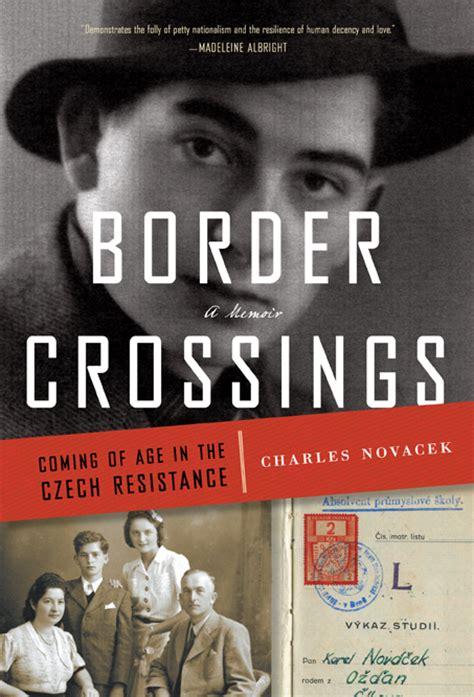 charles novaceks blog border crossings  title
