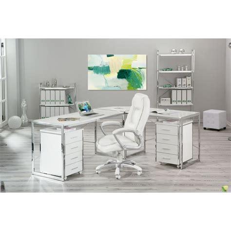 chaise bureau blanc chaise de bureau quot premium quot blanc