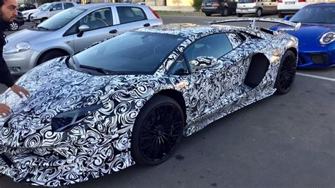 design house plans the lamborghini aventador performante has been spotted and