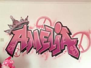 children / teen / Kids Bedroom Graffiti mural - # ...