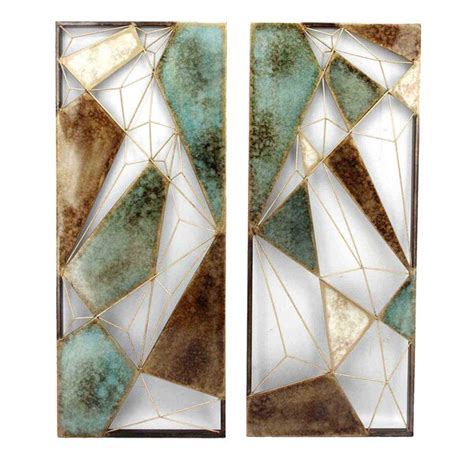 Check out our metal wall decor selection for the very best in unique or custom, handmade pieces from our декор на стены shops. 2-Piece Metal Wall Decor Set & Reviews | Joss & Main