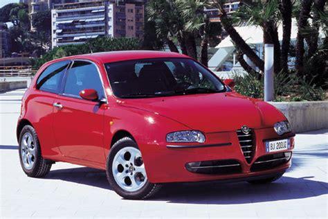 2002 Alfa Romeo 147 Photos, Informations, Articles
