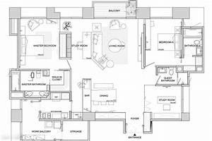Moderne Grundrisse Wohnungen Beispiele. moderne grundrisse wohnungen ...