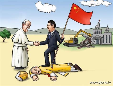 Santa Sede Nomine Vescovili by Accordo Cina Vaticano Ma C 200 Il Piatto Di Lenticchie