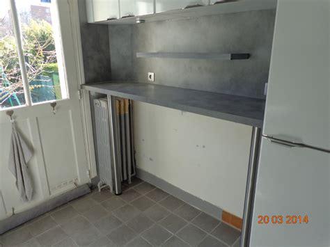 pose d un plan de travail cuisine cuisine installation meubles fa 239 ence 233 vier val d oise 95