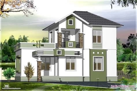 4 Cent Kerala Home Design1200 Sf