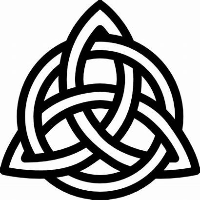 Celtic Irish Knot Template Coloring Svg Knots