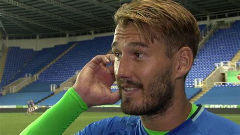 INTERVIEW   Adam Legzdins on Reading draw   Reading 0-0 ...