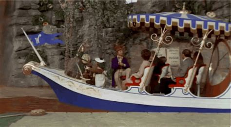Boat Ride Fails by Willy Wonka The Chocolate Factory El Space The Of