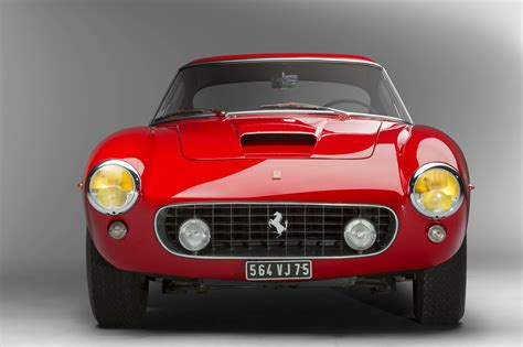 Is This 250 GT SWB Berlinetta The Vintage Ferrari Of Your ...