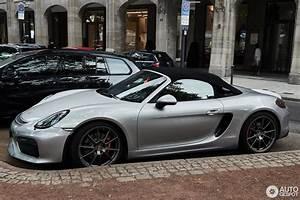 Porsche Boxster 981 : porsche 981 boxster spyder 19 september 2016 autogespot ~ Kayakingforconservation.com Haus und Dekorationen