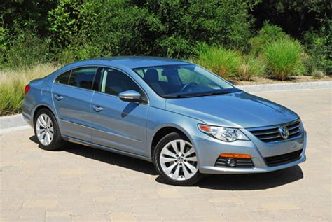 Cc Sport Review by 2009 Volkswagen Cc Sport Review Test Drive