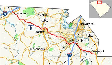 South Carolina Highway 5 - Wikipedia