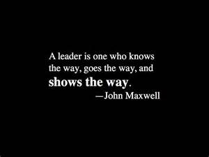 John Maxwell Quotes On Leadership