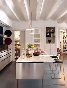 Cocinas, Modernas, 50, Dise, U00f1os, Para, Inspirarte, Y, Coger, Ideas