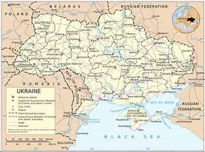 File Map Of Ukraine En Svg