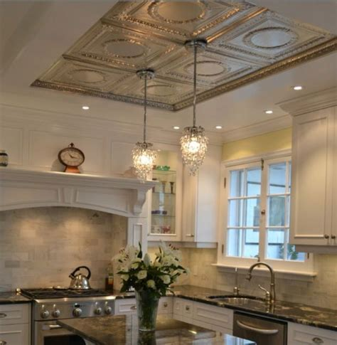 tin ceiling tiles in kitchen 25 best images about pressed tin on 8528