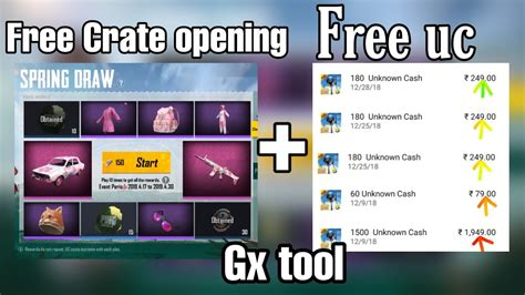 unlimited hack trick gx uc pubg tool mobile