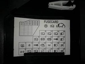 Seat Ibiza 2005 Fuse Box Layout