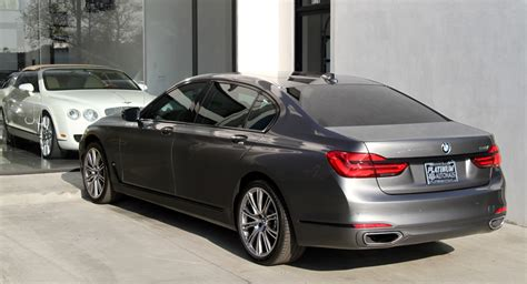 Used 7 Series Bmw by 2016 Bmw 7 Series 740i Stock 6074 For Sale Near Redondo