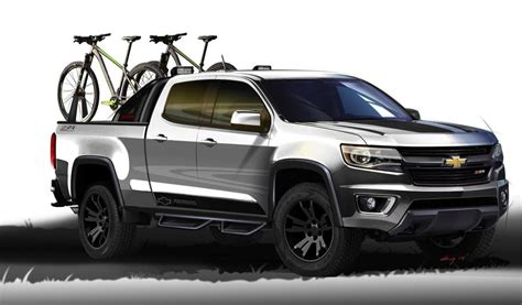 chevrolet colorado sport concept shows potential