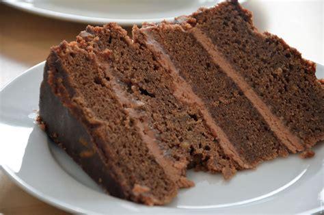recettes hervé cuisine gateau chocolat avec ganache