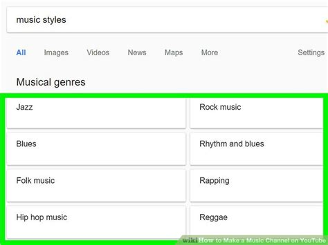 How Make Music Channel Youtube Steps With