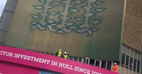 hulls iconic  ships mural  bhs