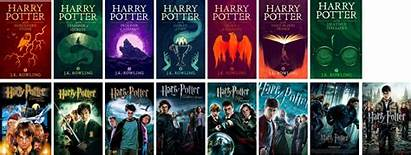 Movies Potter Harry Order Books Age Did