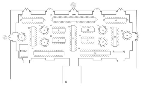 free wedding floor plan template allseated free and easy floorplans seating charts and more