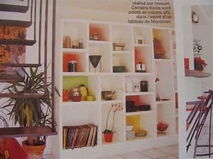 creation d39un vaisselier bibliotheque forum d39entraide With bibliotheque en carreau de platre