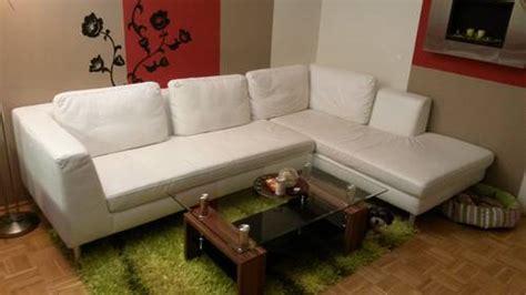 Weiße Couch Von Ewald Schillig