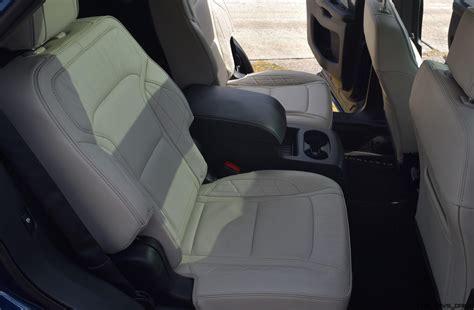 ford explorer platinum interior