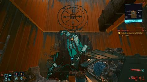 Maybe you would like to learn more about one of these? Tarot Card - Wheel of Fortune - Cyberpunk 2077 Wiki Guide - IGN