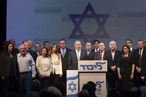 Jerusalem - Benjamin Netanyahu Unveils Plan For Two-Party ...