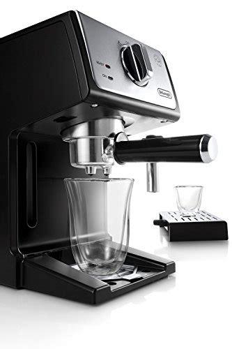 espresso knock box amazon de 39 longhi ecp3220 espresso cappuccino maker manual frother