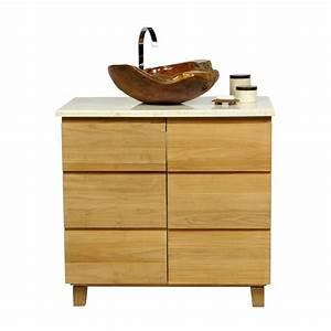 Badezimmer Waschtisch Mit Unterschrank : waschbecken 45 cm tief gq69 hitoiro ~ Michelbontemps.com Haus und Dekorationen