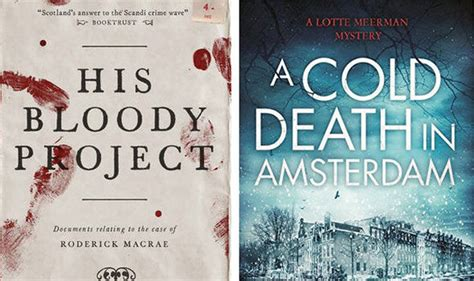 The Best Murder And Mystery Books November 2015