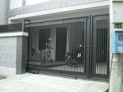 minimalist design iron fence houses design news