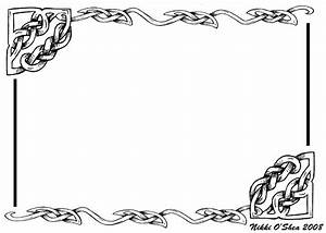 Border Design Black And White  Ambesonne Henna Throw